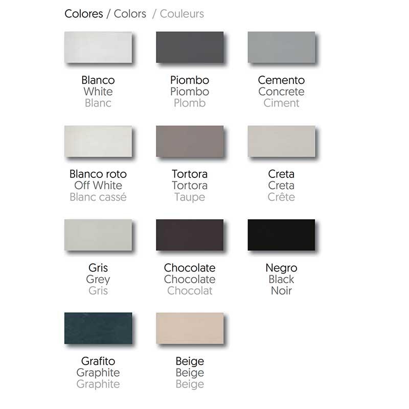 Plato de ducha pizarra vic ecobioebro - Platos de ducha colores ...