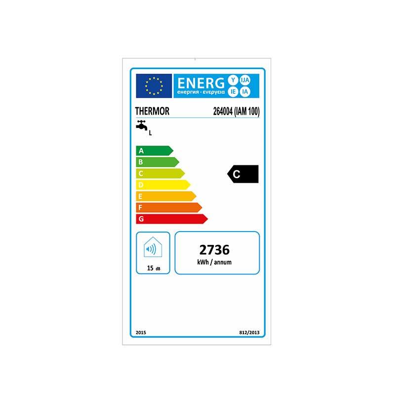 etiqueta-energetica-IAM-100-L-ecobioebro