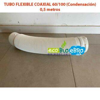 TUBO-FLEXIBLE-COAXIAL-60100-(Condensación) 0.5 metros ecobioebro