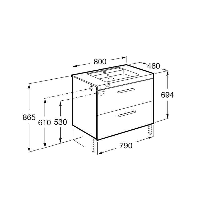 esquema-mueble-prisma-800-blanco-brillo-ecobioebro