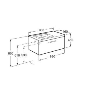 esquema-mueble-unik-prisma-900-izda-blanco-brillo-ecobioebro