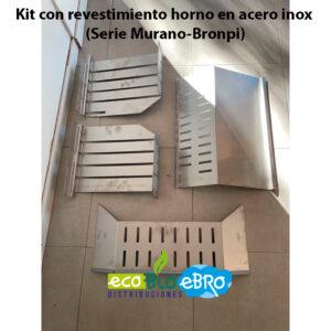 Kit-con-revestimiento-horno-en-acero-inox-(Serie-Murano-Bronpi)-ecobioebro
