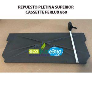 AMBIENTE-REPUESTO-PLETINA-SUPERIOR-CASSETTE-FERLUX-860-ECOBIOEBRO