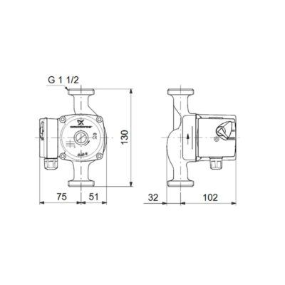 esquema-bomba-ups-grundfos-2550-130-ecobioebro