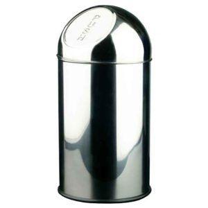 papelera-acero-inox-brillo-10-litros-push-ecobioebro