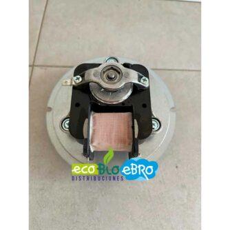 Vista superior-Repuesto-ventilador-extractor-de-humos-estufa-ECO-I-(Ecoforest)-ecobioebro