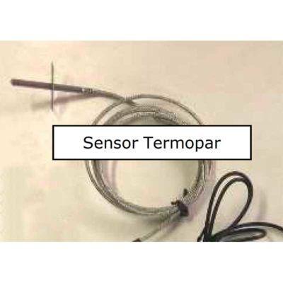 TERMOPAR CONTROL SALIDA DE GASES (ECOFOREST)