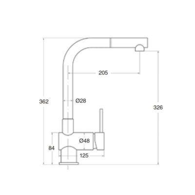 esquema-grifo-cocina-bubal-cromo-ecobioebro