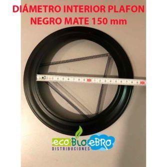 DIAMETRO-INTERIOR-PLAFON-NEGRO-MATE-ECOBIOEBRO