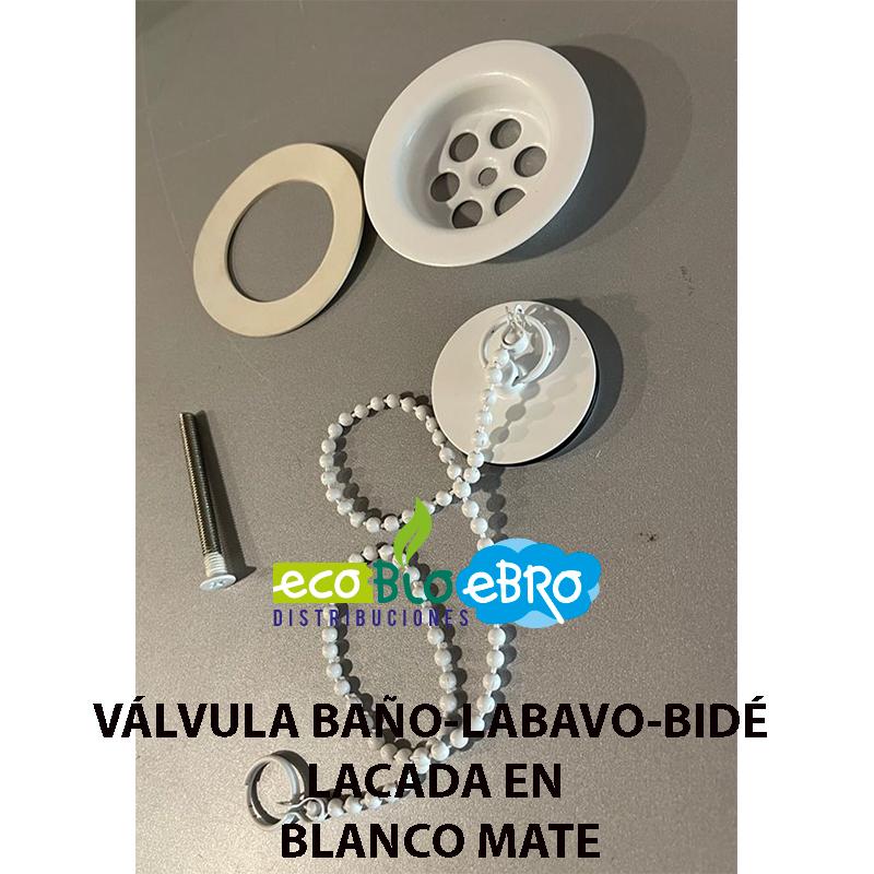 VÁLVULA-BAÑO-LABAVO-BIDÉ-blanco-mate-ecobioebro