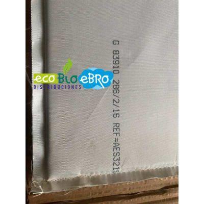 Aislamiento Microtherm G (Acumulador GABARRON  mod AES2412) 695x442x12