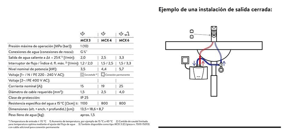 ficha-tecnica-calentador-de-agua-MCX-ecobioebro