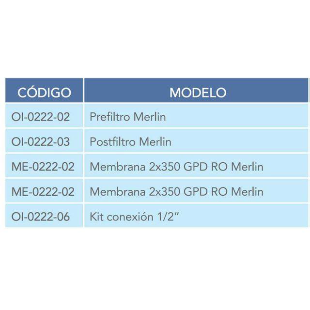 repuestos-osmosis-inversa-merlin-ecobioebro