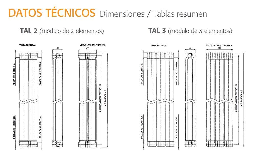dimensiones radiador-vertical-TAL-ecobioebro