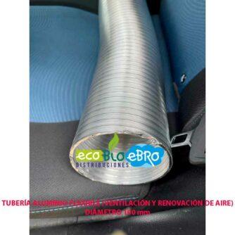 TUBERÍA-ALUMINIO-FLEXIBLE-(VENTILACIÓN-Y-RENOVACIÓN-DE-AIRE)-DIAMETRO-100-mm-ecobioebro