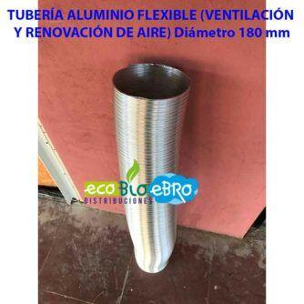 TUBERÍA-ALUMINIO-FLEXIBLE-(VENTILACIÓN-Y-RENOVACIÓN-DE-AIRE)-DIAMETRO-180-MM-ECOBIOEBRO
