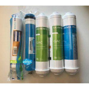 filtros-repuestos-+-membrana-75-gpd-osmosis-Nora-Ecobioebro