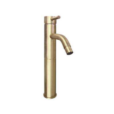 monomando-lavabo-alto-izas-bronce-ecobioebro