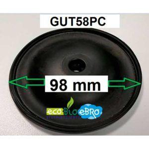 repuesto-membrana-gut-58-pc-98-mm-ecobioebro
