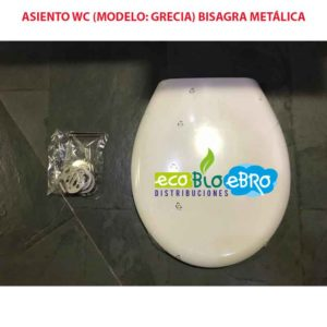 ASIENTO WC (MODELO GRECIA BISAGRA METALICA) ecobioebro