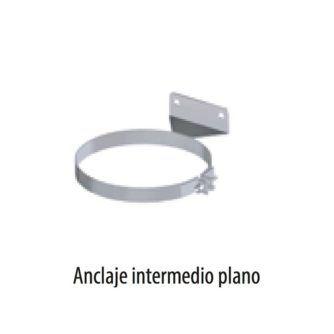 Anclaje-intermedio-plano-Ø80-mm-DIFLUX-INOX-ECOBIOEBRO