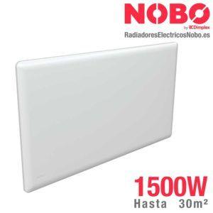 Radiador eléctrico noruego NOBO 1500W