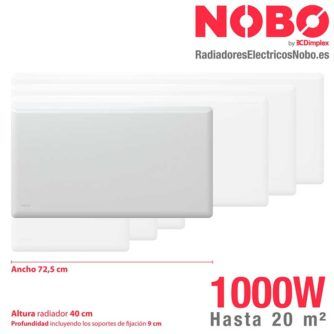 Radiadores-electricos-noruego-Nobo-dimensiones-1000W-ecobioebro