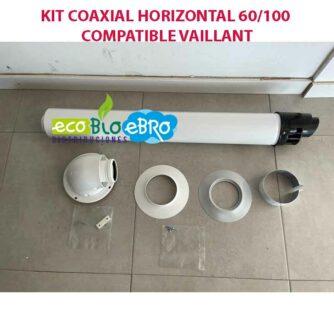 VISTA KIT-COAXIAL-HORIZONTAL-60100-COMPATIBLE-VAILLANT CONDENSACION ECOBIOEBRO