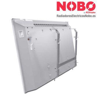 Vista-trasera-Radiadores-electricos-noruego-Nobo-back-ecobioebro