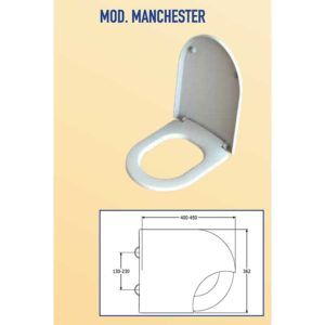 ASIENTO WC (MODELO: MANCHESTER)