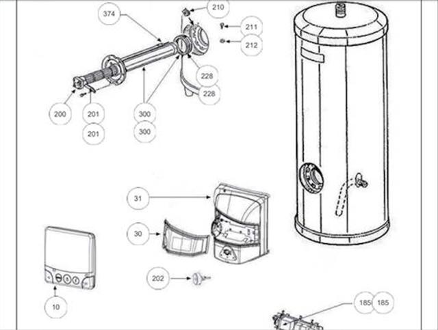 despiece-termo-themror-300-litros-GZT-ACI-300-ECOBIOEBRO
