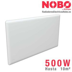 Radiador eléctrico noruego NOBO 500W