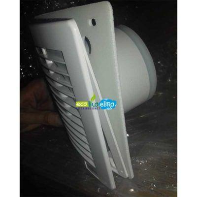 Ventilador doméstico axial con perfil extra plano (Baños y Aseos)