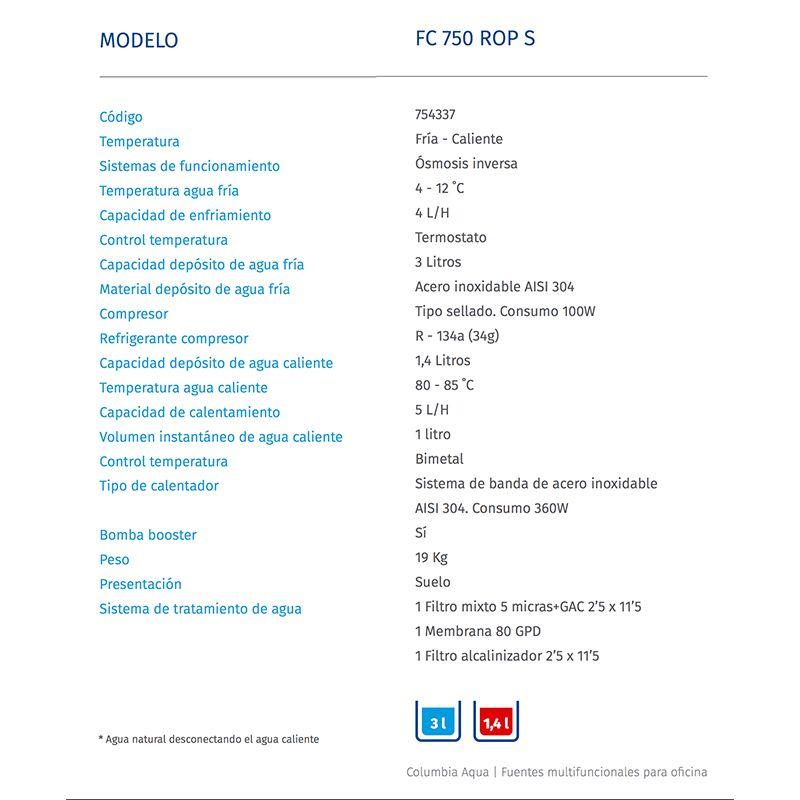 FICHA-TECNICA-COLUMBIA-SOBREMESA-FC750-ROP-S-ECOBIOEBRO