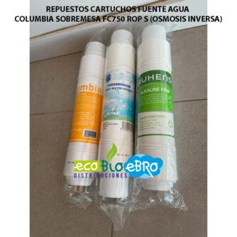 repuestos-cartuchos-FUENTE-AGUA-COLUMBIA-SOBREMESA-FC750-ROP-S-(OSMOSIS-INVERSA)-ecobioebro