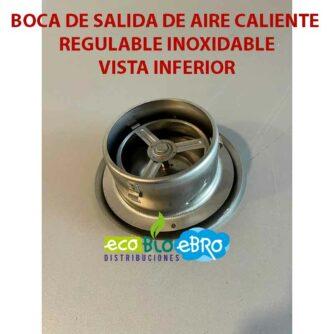 BOCA-DE-SALIDA-DE-AIRE-CALIENTE-REGULABLE-INOXIDABLE-vista-inferior-ecobioebro