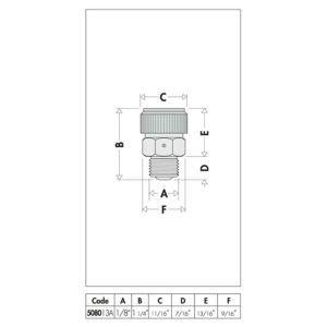 DIMENSIONES-Purgador-automático-higroscópico-para-radiadores-18'-(Caleffi)-ECOBIOEBRO