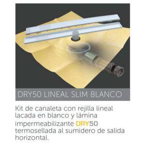DRY-50-LINEAL-SLIM-BLANCO-ECOBIOEBRO