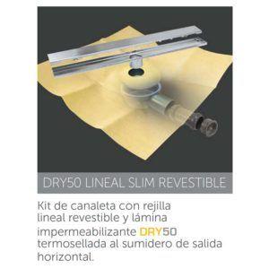 DRY50 LINEAL SLIM REVESTIBLE