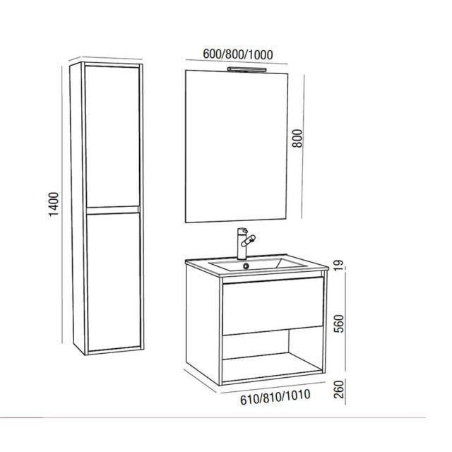 ESQUEMA-Mueble-de-baño-Noja-600-(cajón-hueco)-ECOBIOEBRO