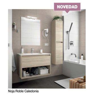 Mueble-de-baño-Noja-600-(cajón-hueco)-roble-caledonia-ecobioebro