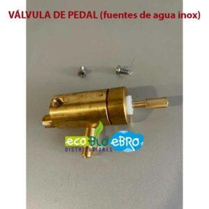 VÁLVULA-DE-PEDAL-(fuentes-de-agua-inox)-ecobioebro