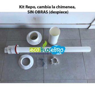 Despiece-Kit-Repo,-cambia-la-chimenea,-SIN-OBRAS-ecobioebro