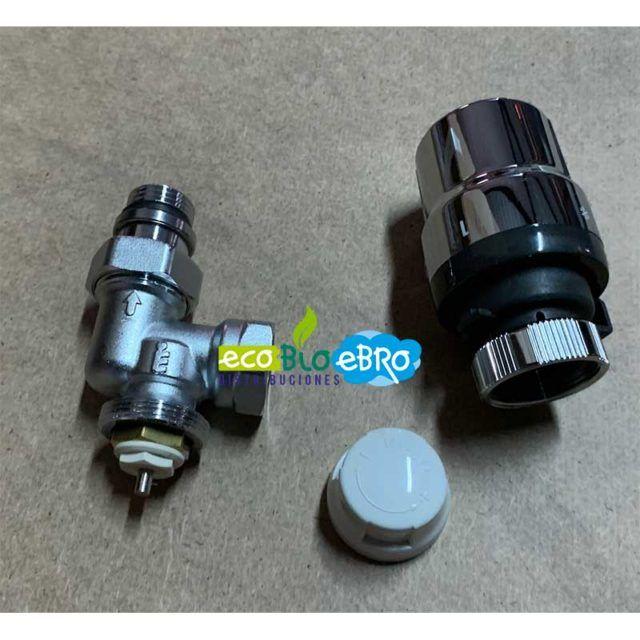 Ambiente-Conjunto-válvula-con-cabezal-termostático-para-Convector-de-baja-temperatura-THERMOFON-ecobioebro