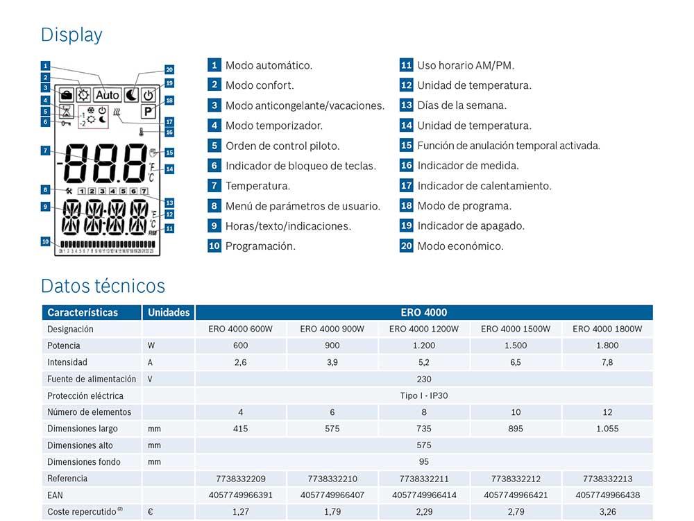 FICHA-TECNICA-RADIADOR-ELECTRICO-BOSCH-SERIE-4000-ECOBIOEBRO