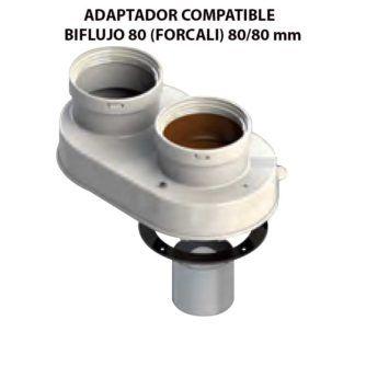 ADAPTADOR-COMPATIBLE--BIFLUJO-80-(FORCALI)-ecobioebro