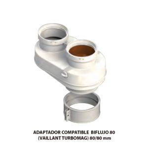 ADAPTADOR-COMPATIBLE--BIFLUJO-80-(VAILLANT-TURBOMAG)-ecobioebro