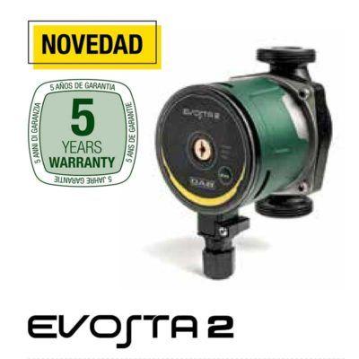 BOMBA CIRCULADORA DAB EVOSTA 2-40/70-180 mm