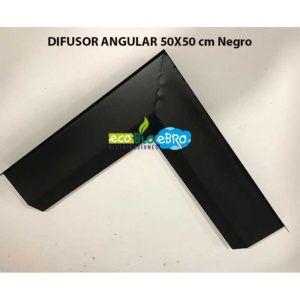 DIFUSOR ANGULAR 50X50 cm ESPECIAL ESTUFAS Y CHIMENEAS