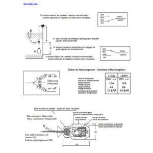 INSTALACIÓN-BOYA-DE-NIVEL-CON-CABLE-ELÉCTRICO-MINIMATIC-+-CONTRAPESO-ECOBIOEBRO